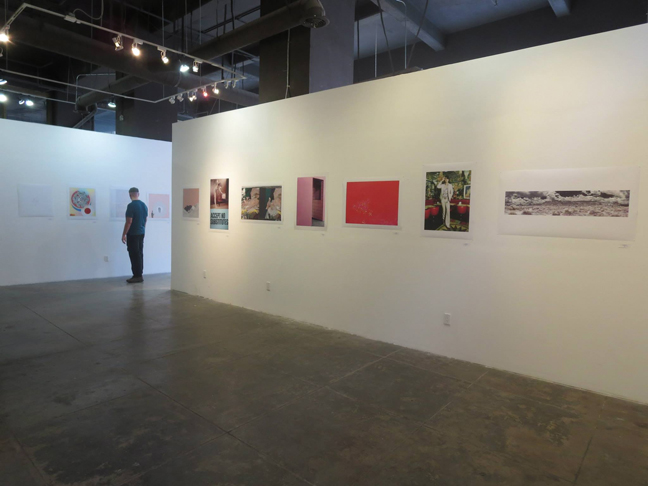 "LACDA ""TOP 40"" INTERNATIONAL JURIED COMPETITION"