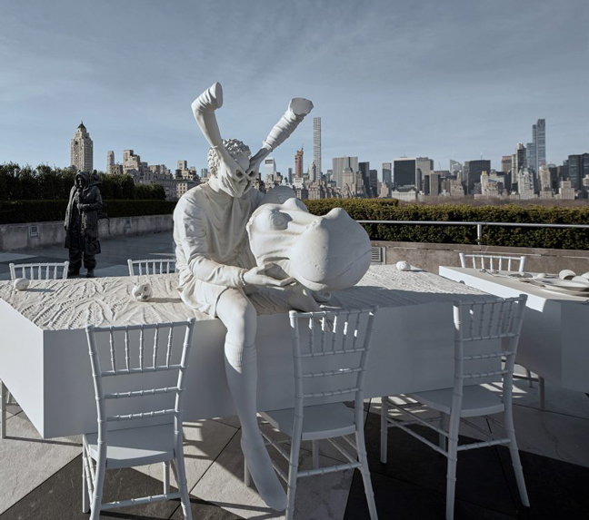 The Roof Garden Commission: Adrián Villar Rojas, The Theater of Disappearance