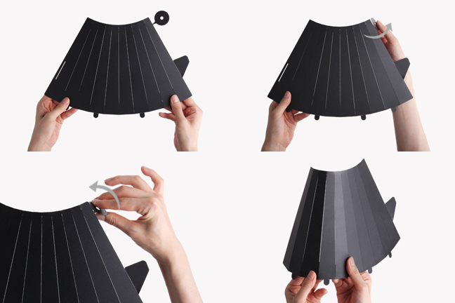 Softpaper PSH Design