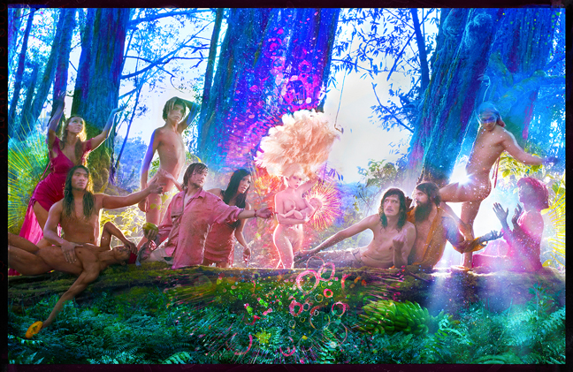David LaChapelle