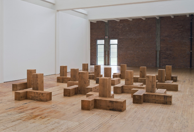 Carl Andre: Sculpture as Place, 1958–2010 _001