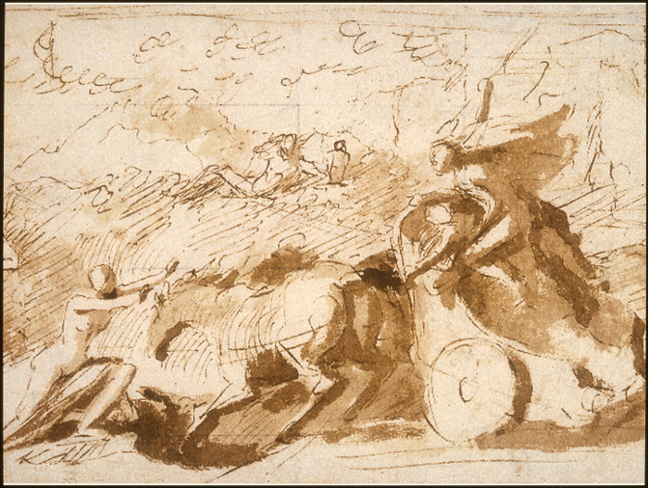 From Poussin to Cézanne: Masterpieces of the French Drawing from the Prat Collection_003