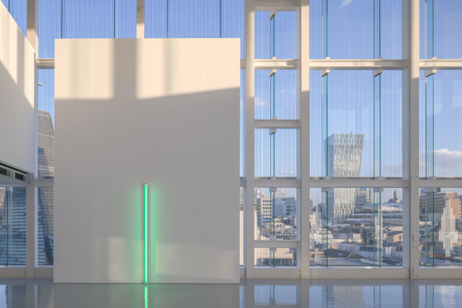 Dan Flavin. From the collection of Fondation Louis Vuitton_001