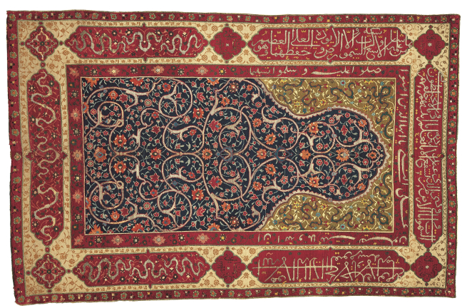 Serenissime Trame. Carpets from the Zaleski collection and Renaissance paintings_002