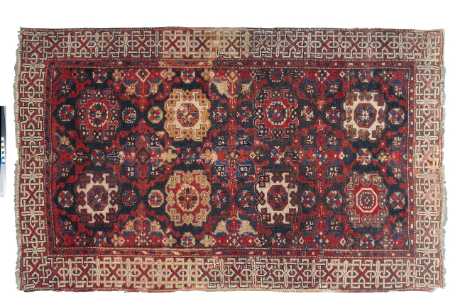 Serenissime Trame. Carpets from the Zaleski collection and Renaissance paintings_004