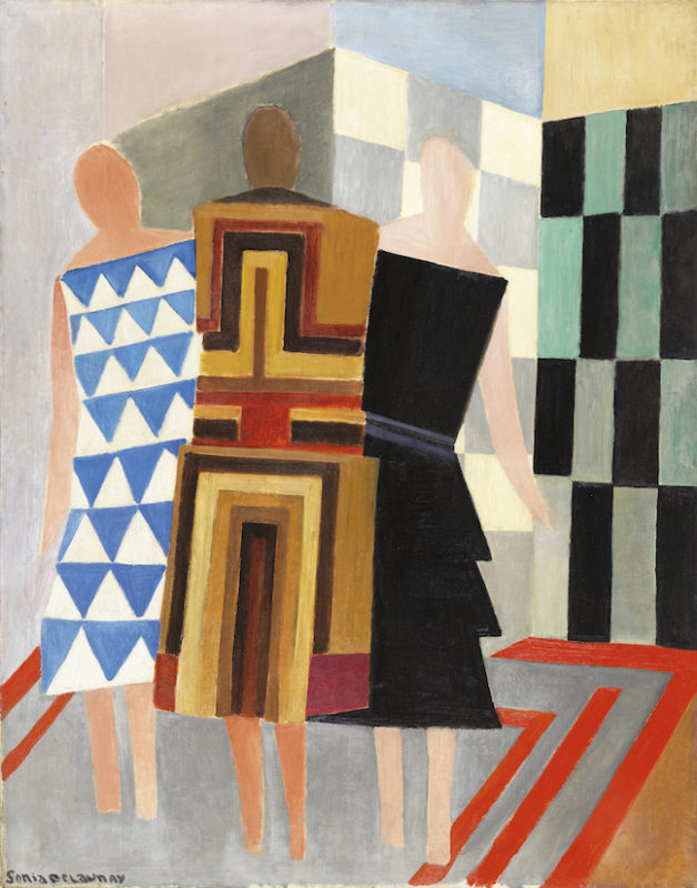 Sonia Delaunay. Art, design and fashion_001