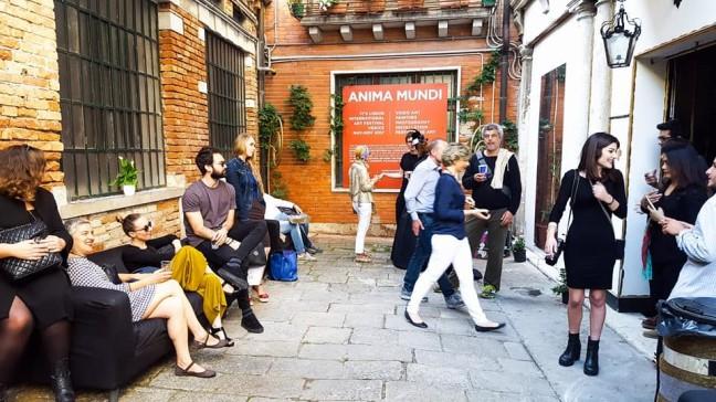 Feedback release_RITUALS_ANIMA MUNDI FESTIVAL_Venice_2017