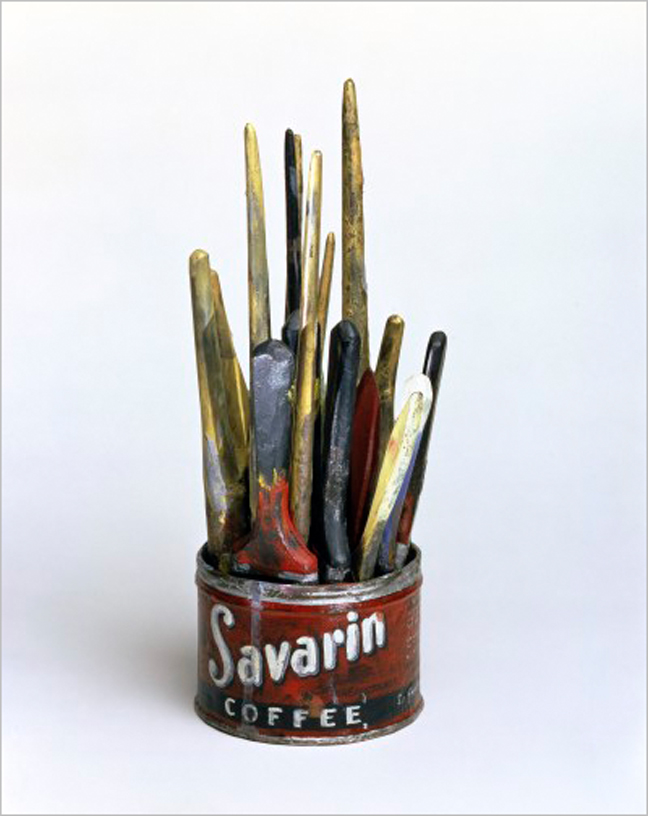 """Jasper Johns: """"Something Resembling Truth"""""""