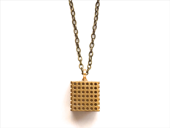 Architecture Meets Fashion With Archetype Z Studio's Jewelry Line