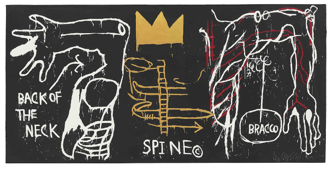 Jean-Michel Basquiat. New York City. Works from Mugrabi Collection_001