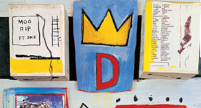 Jean-Michel Basquiat. New York City. Works from Mugrabi Collection_004