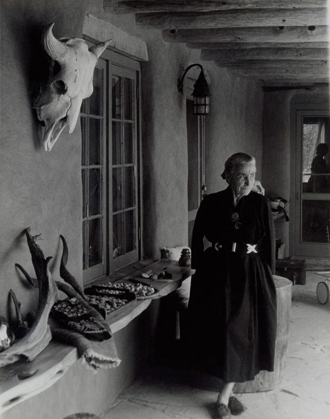 Georgia O'Keeffe: Living Modern_002