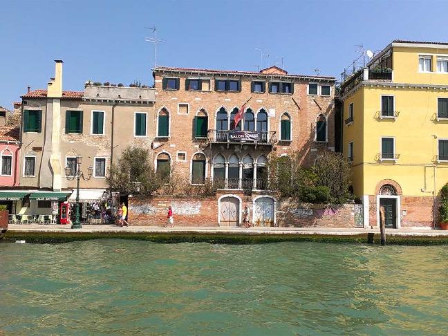 Women of Venice at La Biennale di Venezia Swiss Pavilion, 57th International Art Exhibition - La Biennale _005