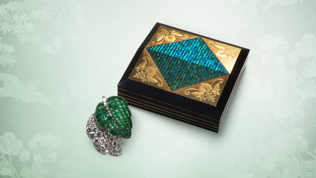 Mastery of an Art: Van Cleef & Arpels - High Jewelry and Japanese Crafts