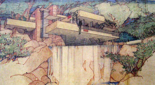 Frank Lloyd Wright at 150:Unpacking the Archive