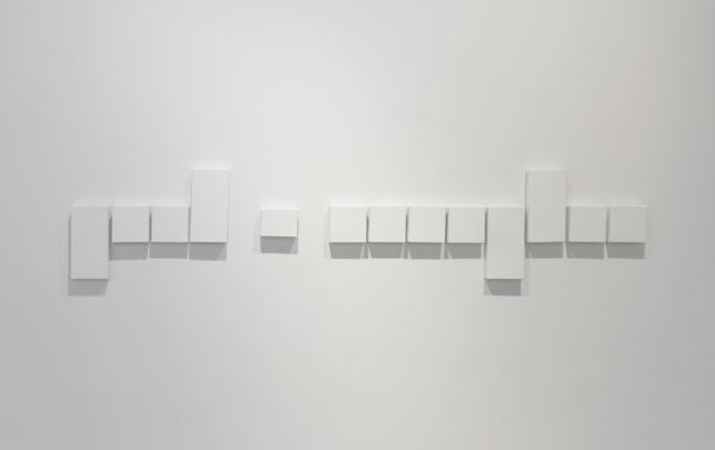 Claude Rutault at Galerie Perrotin_002
