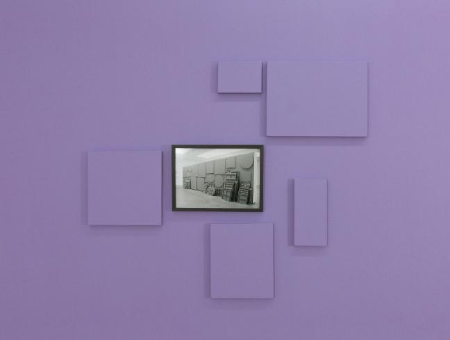 Claude Rutault at Galerie Perrotin_005