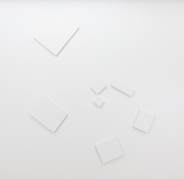 Claude Rutault at Galerie Perrotin_006