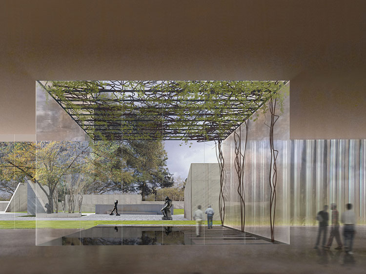 Steven Holl Architects Break Ground On Museum Of Fine Arts