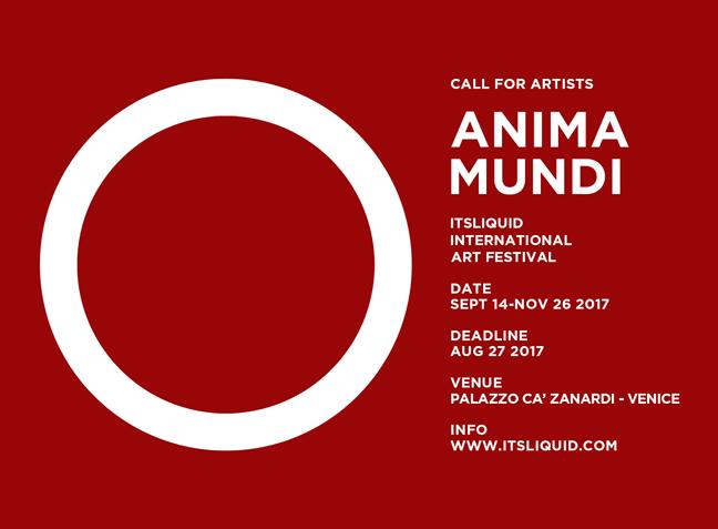 CALL FOR ARTISTS: VISIONS - ANIMA MUNDI festival