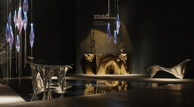 "MAD Presents ""MAD Martian Collection"" at Design Miami/Basel"