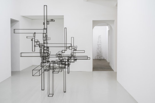 Antony Gormley: Co-ordinate