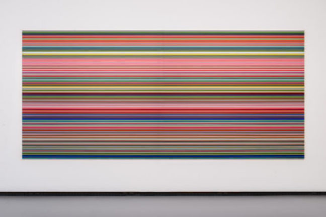 Gerhard Richter at Espace Louis Vuitton
