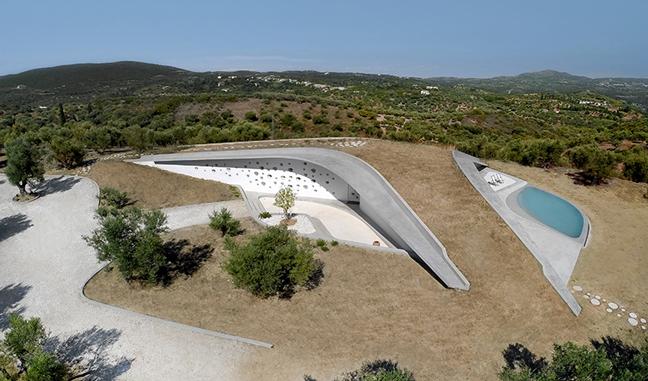 VILLA YPSILON Finikounda, Greece