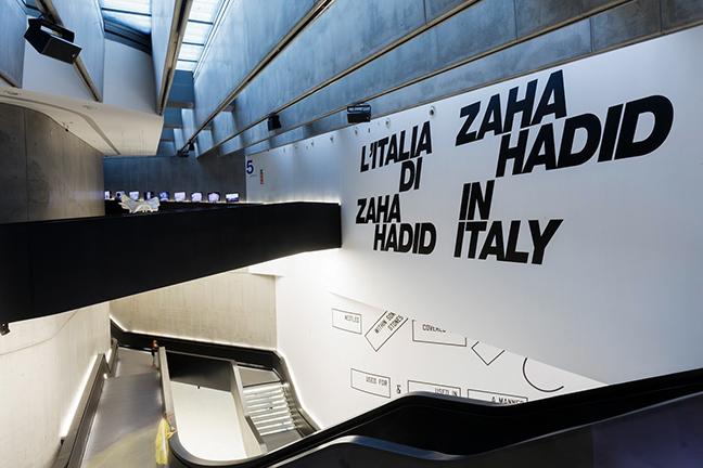 Zaha Hadid in Italy