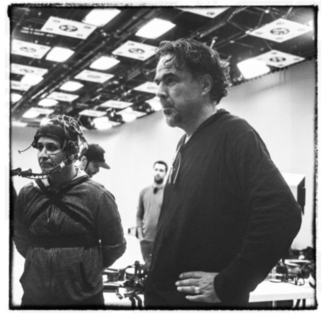 Alejandro G. Iñárritu: CARNE y ARENA