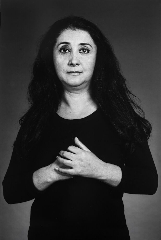 The Home of my Eyes by Shirin Neshat