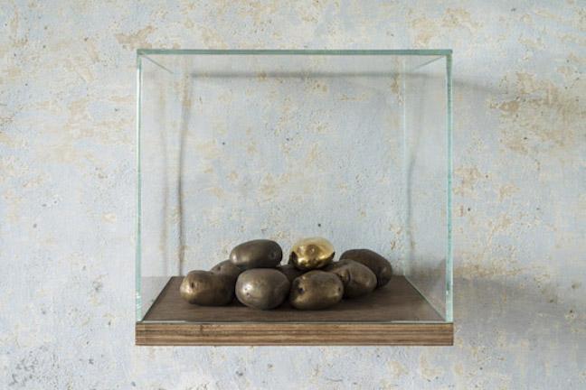 Subodh Gupta: In This Vessel Lies The Philosopher's Stone