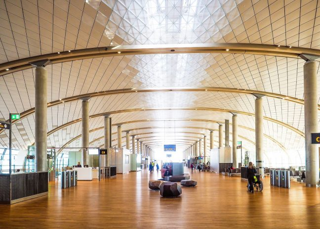Worlds Greenest Terminal Launches at Oslo Airport