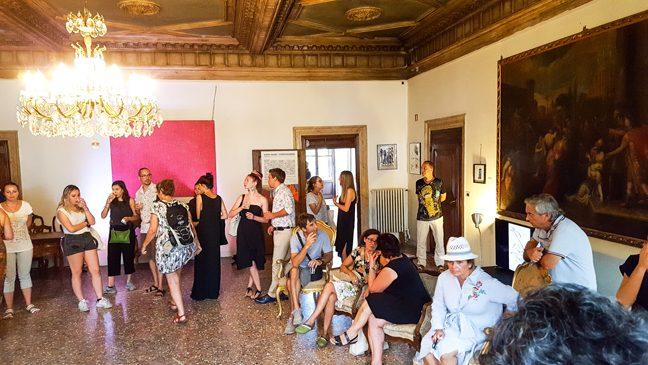 Feedback release: CONSCIOUSNESS - ANIMA MUNDI FESTIVAL   Venice 2017