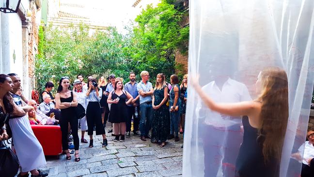 OPENING: CONSCIOUSNESS - ANIMA MUNDI FESTIVAL | Venice 2017