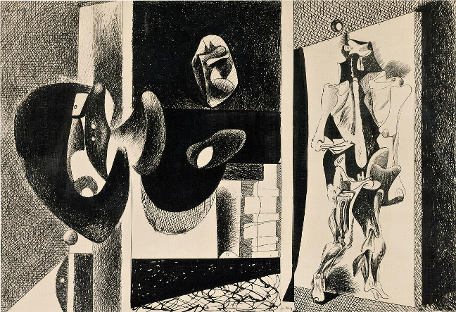 Restless Gestures. Works from the Hubert Looser Collection