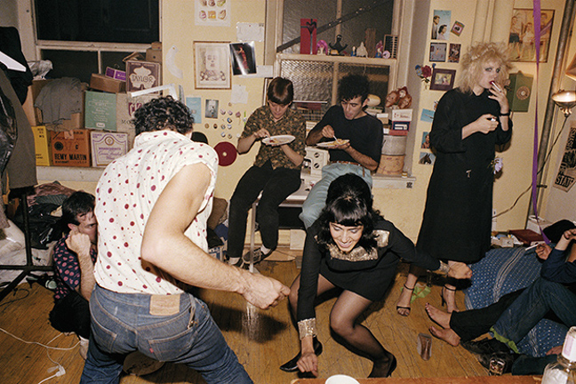 Nan Goldin. The Ballad of sexual dependency