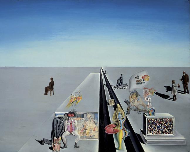 Dalì / Duchamp