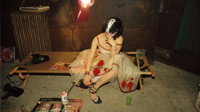 Nan Goldin The Ballad of sexual dependency_001