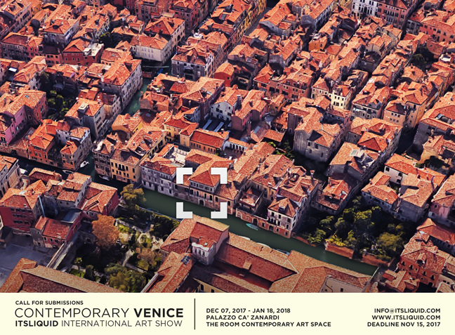 CALL FOR SUBMISSIONS: CONTEMPORARY VENICE