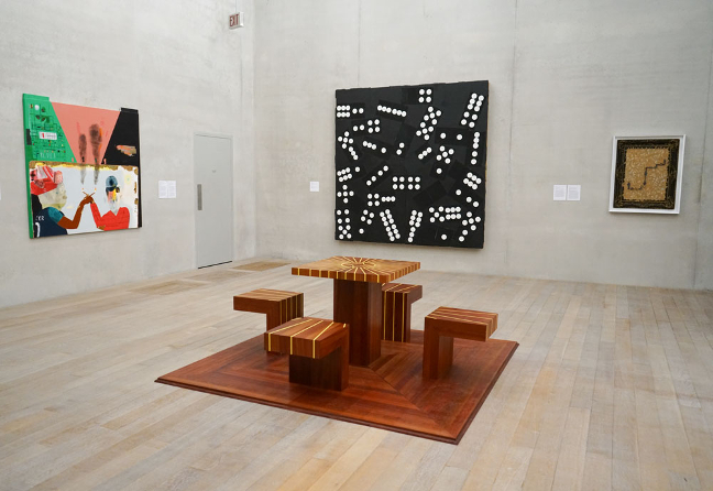 Spots, Dots, Pips, Tiles: An Exhibition About Dominoes