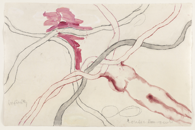Louise Bourgeois: An Unfolding Portrait