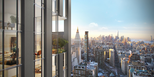 685 First Avenue by Richard Meier & Partners Architects LLP