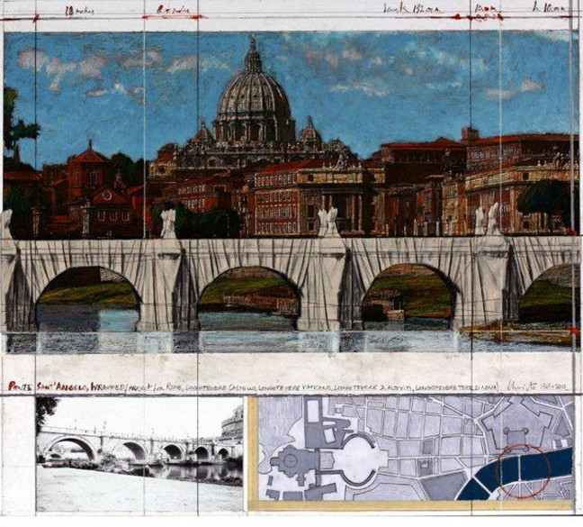 Christo and Jeanne-Claude. Urban Projects