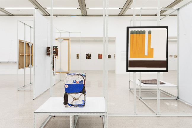 Art into Life! Collector Wolfgang Hahn and the 60s
