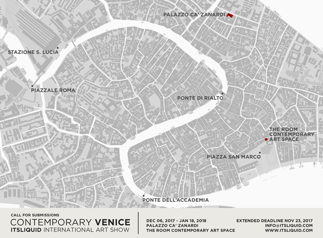 CALL FOR SUBMISSIONS: CONTEMPORARY VENICE 2017