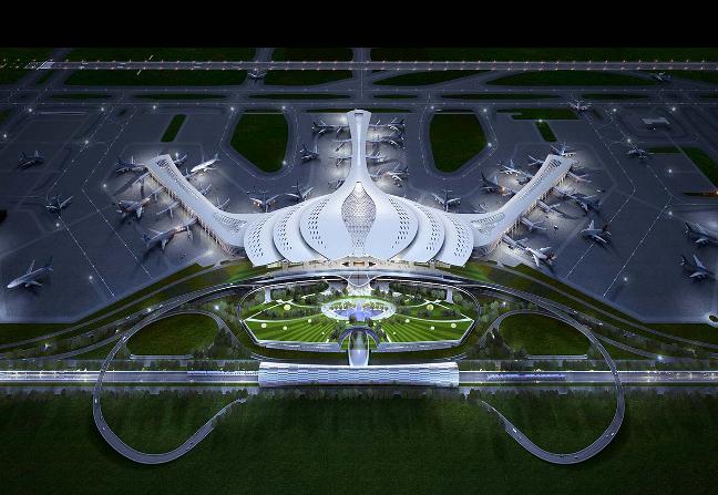Long Thanh International Airport Terminal 1