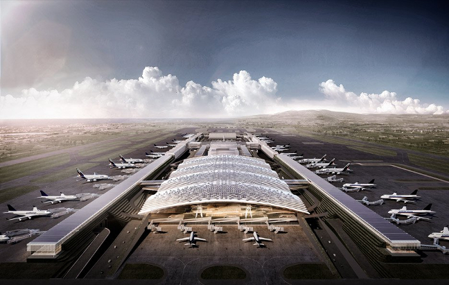 Taoyuan Airport T3