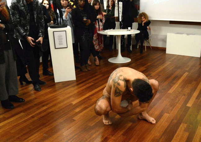 Feedback release: CONTEMPORARY VENICE - ITSLIQUID International Art Show at THE ROOM