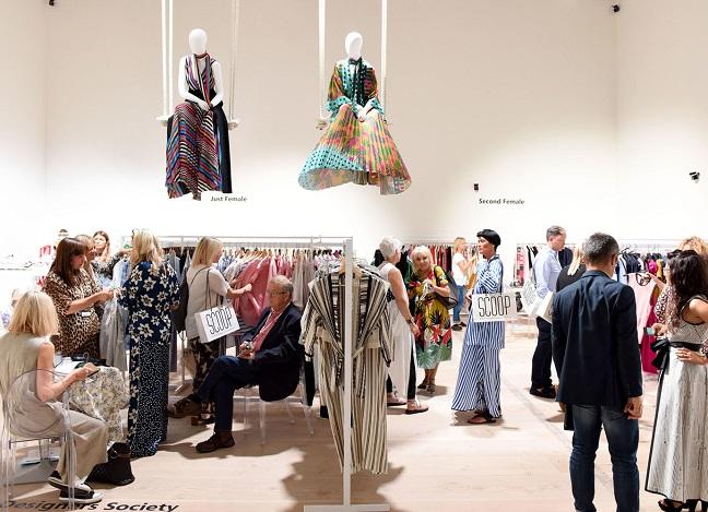 SCOOP - International Fashion Shows